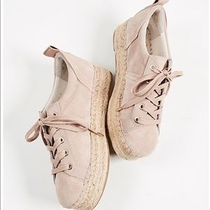 Sam Edelman Espadrille Sneakers